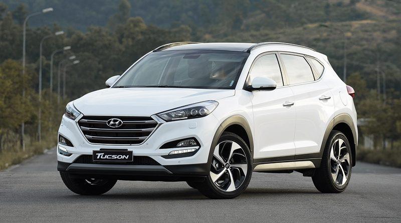 Kết quả hình ảnh cho Hyundai Tucson 2018