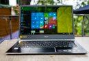 Đánh giá laptop Acer Swift 5 Air Edition