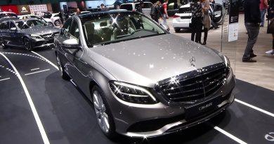Đánh giá Mercedes C200 2019 – Xe sang bán chạy nhất thị trường